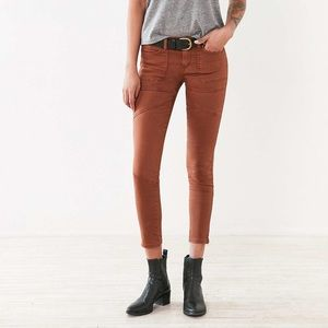 Urban Outfitters BDG Jefferson Moto Pant